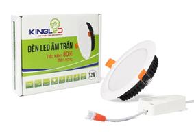 ĐÈN LED DOWNLIGHT 9W - 1 MÀU (DL-9-T140)