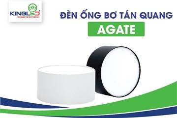 Ống bơ Agate – Dòng sản phẩm đẳng cấp năm 2020
