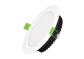 Đèn led âm trần tán quang 7W, 1 màu ánh sáng kingeco, siêu tiết kiệm điện - siêu bền. Bh 24 tháng đổi mới toàn quốc