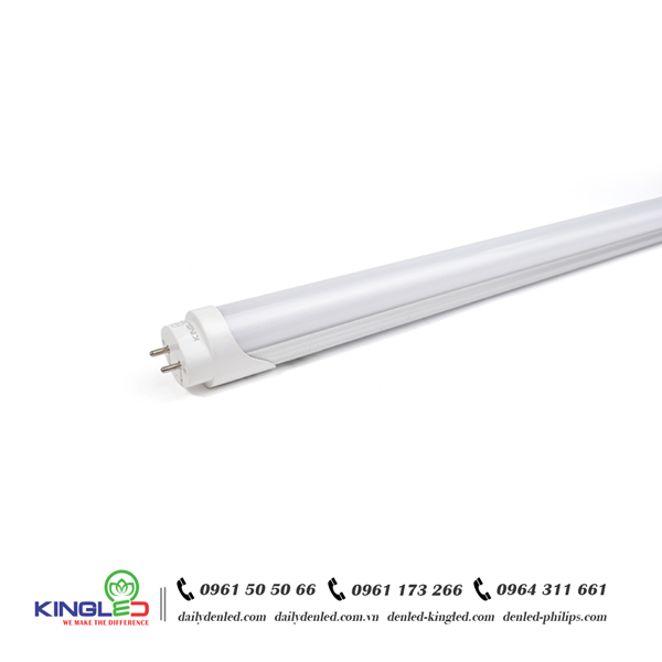 Bóng đèn tuýp LED nhôm T8-18W-1.2m - KingLED