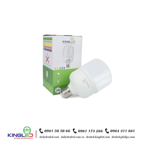 Bóng đèn led bulb DOB E27 40W Kingled