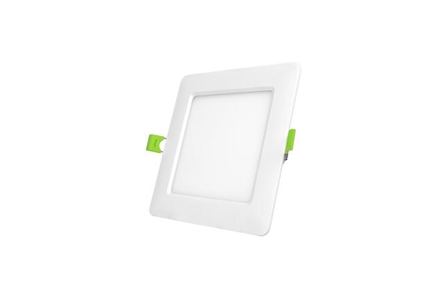 Âm trần siêu mỏng Pearl 09W/130, mặt vuông