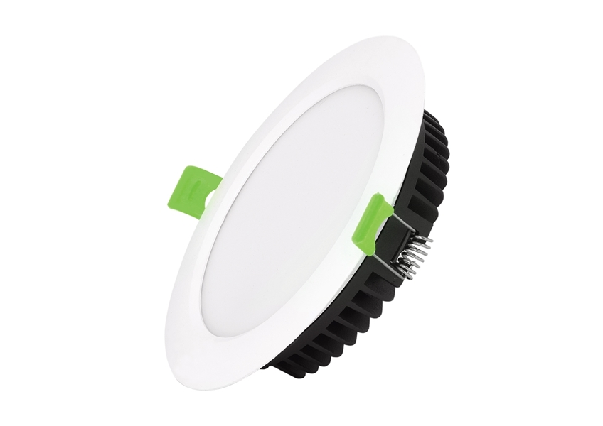 Đèn Led âm trần 09W - 1 màu (EC-DL Series)