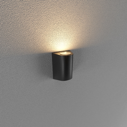 ĐÈN LED GẮN TƯỜNG (LWA0148A-BK)