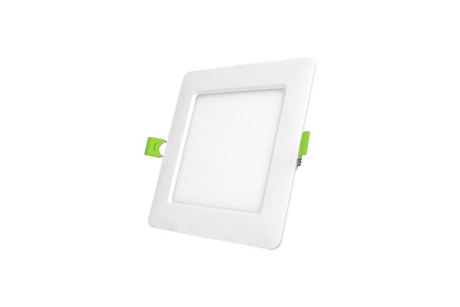 Âm trần siêu mỏng Pearl 12W/150, mặt vuông