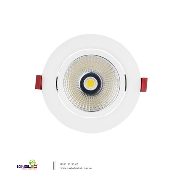 Đèn led âm trần rọi Opal 30W – KingLED