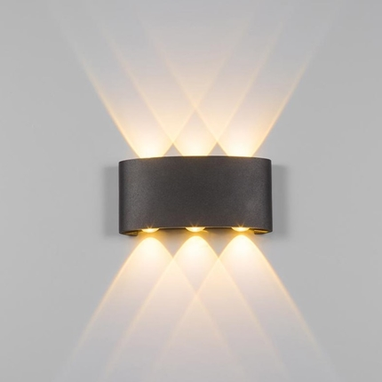 ĐÈN LED GẮN TƯỜNG (LWA8031-BK)
