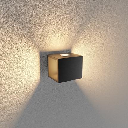 ĐÈN LED GẮN TƯỜNG (LWA0100A-BK)