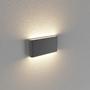 ĐÈN LED GẮN TƯỜNG (LWA8011-M-BK)
