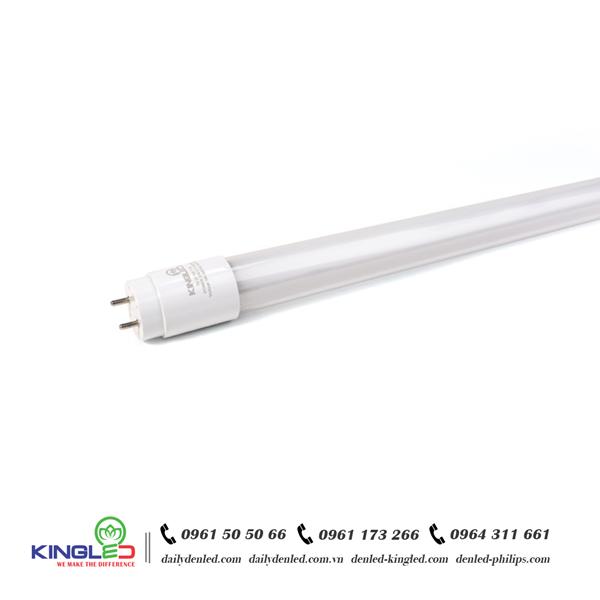 Bóng đèn tuýp led thủy tinh T8-18W-1.2m - KingLED