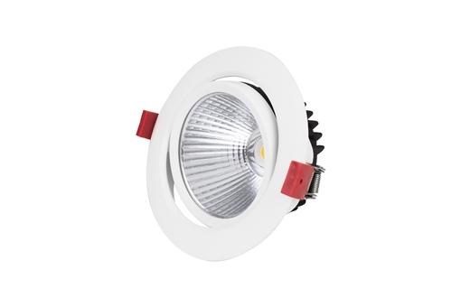 Đèn LED Âm Trần Rọi Opal 10W (DLR-10SS-T110)