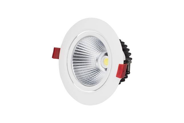 Đèn LED Âm Trần Rọi Opal 16W (DLR-16SS-T130)
