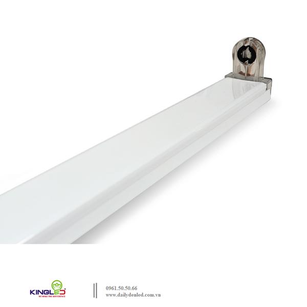 Máng đèn tuýp LED đơn 0,6m Kingled