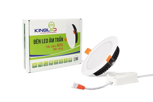ĐÈN LED DOWNLIGHT 12W DIM (DL-12-DIM)