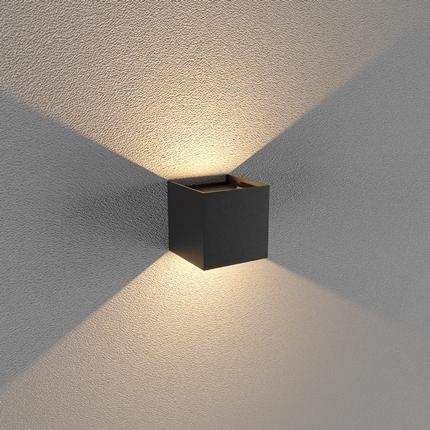 ĐÈN LED GẮN TƯỜNG (LWA5011-BK)