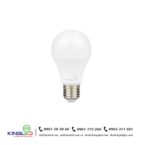 Bóng đèn đui xoáy E27 - 3W - Kingled