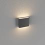 ĐÈN LED GẮN TƯỜNG (LWA8011-S-BK)