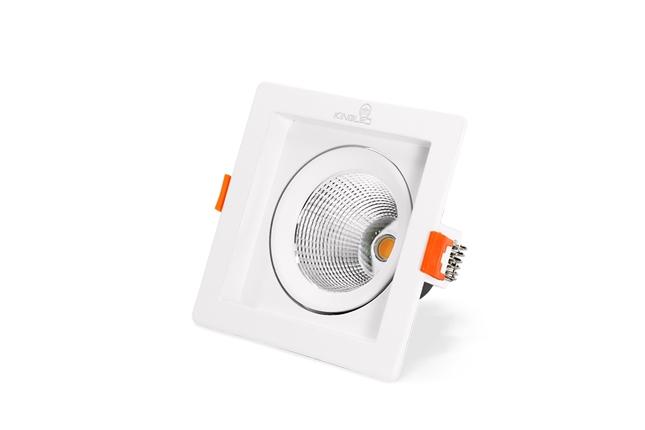 ĐÈN LED SPOTLIGHT VUÔNG 10W(DLR-10-V115)