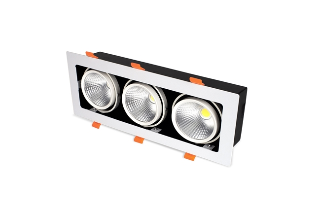 ĐÈN LED SPOTLIGHT HỘP 30W (GL -3*10-V334)