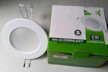 4 tiêu chí chọn mua đèn led downlight âm trần