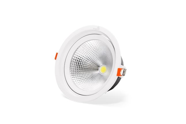 ĐÈN LED SPOTLIGHT TRÒN 10W(DLR-10-T115)
