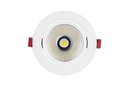 Đèn LED Âm Trần Rọi Opal 20W (DLR-20SS-T150)