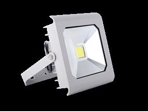 Đèn pha LED KINGLED có thiết kế sáng trọng, tiết kiệm 80% điện năng, độ bền vượt trội trên 36.000 giờ. Bảo hành 2 năm trên toàn quốc