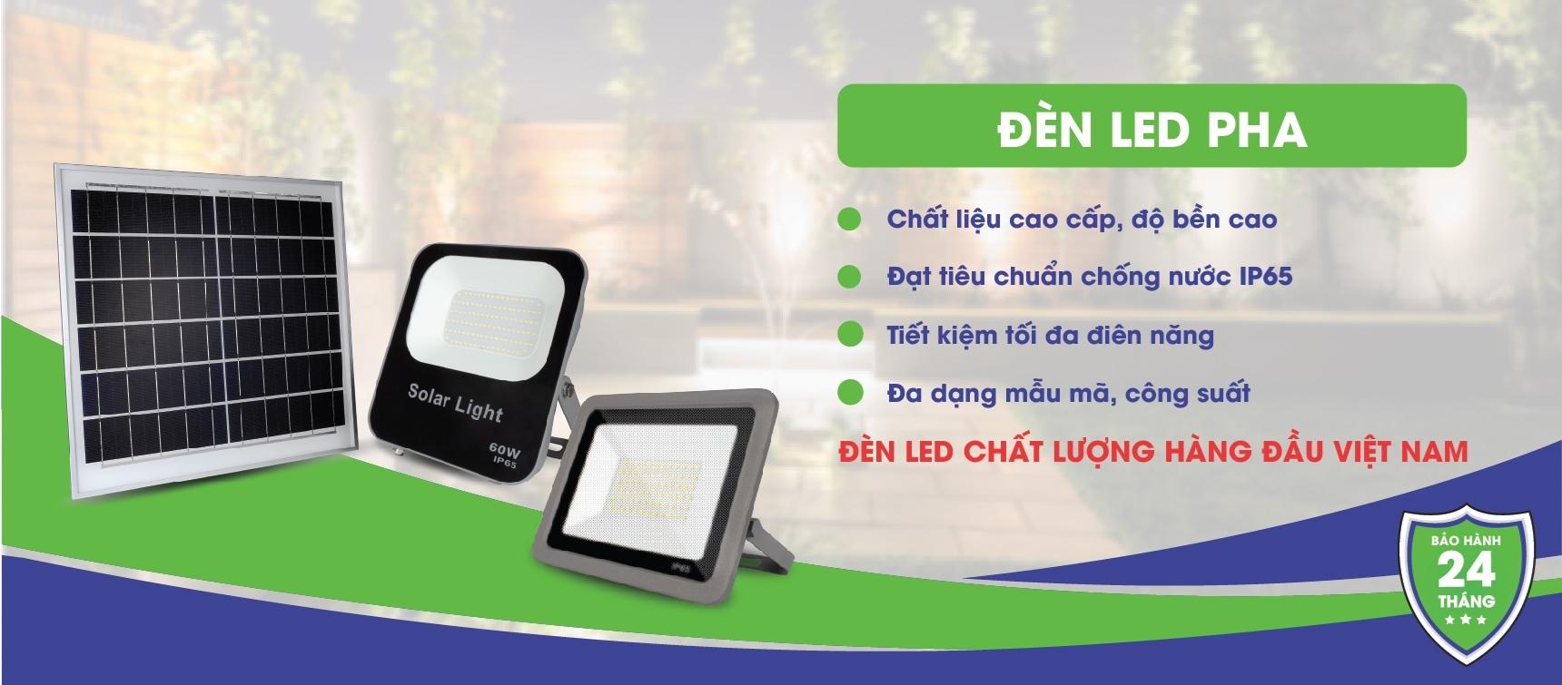 Đèn pha LED